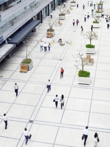 People walking in a pedestrianised area - PwC, PwC_PC_ Global_ 303.jpg