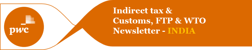 Indirect Tax Newsletter India