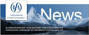Schweizerische Vereinigung Steuerrecht