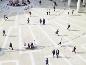 People walking in a plaza/square - PwC, Photo_RGB_C_2 44647.jpg